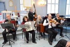 Kansanmusiikkimessu ja Konstan hengelliset sävelet -konsertti 10.2.2013