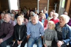 Yhteislauluilta 26.7.2017 Väentupa